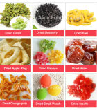 All Kinds of Preserved Fruits Dehydrated Fruits Sweet Snack Dried Mango, Papaya, Strawberry, Ginger Cherry, Fruits