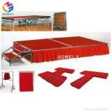 Homely Furniture Wholesale Dance Stage for Outdoor Wedding