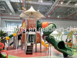 Plastic Outdoor Playsets Playground Equipment Used for Preschool Children Slider Wholesale