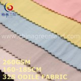 Cotton Odile Knitted Fabric for Garment Textile Clothes (GLLML496)