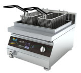3500W Tabletop Induction Deep Fryer