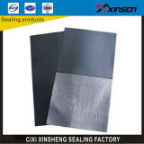 SS304 Stainless Steel Tanged Reinforced Graphite Sheet