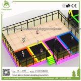 Safety Guarantee Indoor Trampoline Park Foam Blocks Gymnastics Trampoline