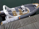 Liya 6.2m Rigid Hull Rib Boat Ce Approved