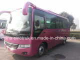 China Shaolin City Bus 6.6 Meter with 25 Seats