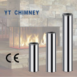Ce Insulated Chimney Flue Pipes Fittings