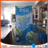 Supermarkets and Stores Advertising X Banner Display