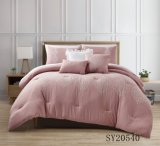 Embroidery Comforter Bedding Set Sy20540