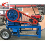 10% off Discount Good Quality &Good Price Diesel Mine/Stone/Rock Breaker Mobile Small Jaw Crusher Machine for Sale