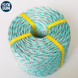 High Quality 3/4/8/12 Strand Marine Polypropylene PP/PE Danline Cotton Plastic Polyester Polyamide Nylon Rope for Fishing and Mooring