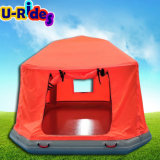 U-Rides inflatable boat tents for promotion/Inflatable shoal tent