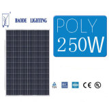 250W TUV Long Life Polycrystalline PV Solar Cell with High Efficiency