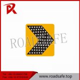 Traffic Arrow Solar LED Warning Directional Chevron Sign
