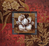 Oil Painting of Decorative Flowers (177)