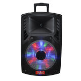 12inch Battery Speaker with Microphone Bt F79d