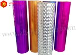 Metalized Patterns Glossy BOPP Thermal Laminating Hologram Film