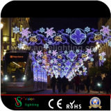 Customize Commercial Cross Street LED Motif Lights