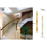 Luxury Design Aluminum Stair Balustrade
