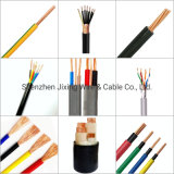 PVC Insulated Copper Conductor Building Lighting Control Industrial Flat House Coaxial Power Wiring Electrical Electric Wire & Cable