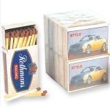 Cheap Quality Safety Matches From China