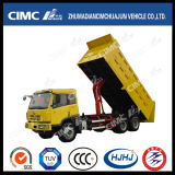 New Faw 6*4 Middle-Lifting Dump Truck
