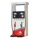 Oil Pump of Fuel Dispenser (4 nozzles in front-hose: 5m-2 large LCD display)