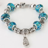 Women Jewelry Accessories Colorful Petal Bohemia Ethnic Style Charm Bead Bracelet