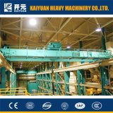 10, 20, 30t, up to 500t, Electric Moblile Winch Trolly Type Double Girder Overhead Crane