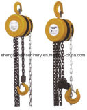 Hsz Type Construction Chain Block/Chain Hoist/Winch Remote Control