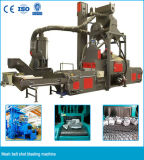 Structure Shot Blast Cleaning Machine