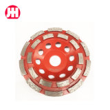 Competitive Price Abrasive Stone Diamond Cup Grinding Wheel