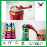 Cheap Aluminium Metal Promotional Keychain Bottle Opener