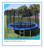 10FT Kids Trampoline with Safety Net Enclosure