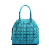 Fashion Hollow-out PU Designer Lady Handbags (MBNO038010)