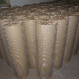 Reinforcing Galvanised Welded Wire Mesh Roll