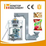 Full Automatic Pouch Bag Vffs Vertical Packaging Machine for Frozen Food Fresh Food Puffed Food Dog Food Potato Chips Packaging Machine Dry Food Packing Machine