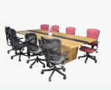 Premium New-Tech Cost Effective Office Conference Table or Meeting Desk -PS-1617