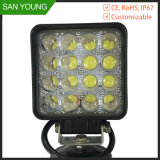 Truck LED Work Light 48W 4 Inch Wholesale Cheap Price
