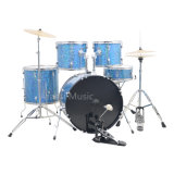 Afanti 5 Drum 2 Cymbal PVC Drum Set