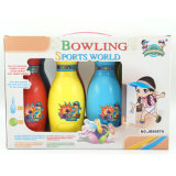 Sport Toy of Colorful Plastic Bowling Ball Set for Kids