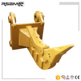 Ripper with Changeable Ripper Teeth for 20t Excavator Made in China