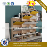 Manufacture Price Wooden Thickness Frost Multiple Drawers Cabinet (HX-8NR0768)