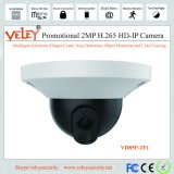 Unique Housing CCTV Mini Dome IP Camera for Indoor Use