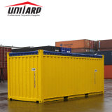 PVC Open Top Container Cover Vinyl Tarpaulin, Shipping Container Cover