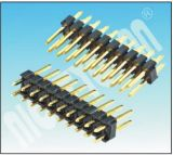 pH2.54mm Dual Row Straight Type Connector Pin Header
