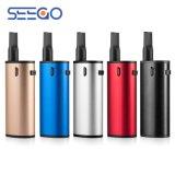 Seego Wholesale Cbd Cartridge Kit with Unique Design Vape Pen Battery for Essential Oil