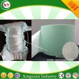 SMS SMMS Hydrophobic Nonwoven Fabric Material for Diaper Leg Cuff