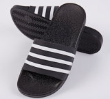 PVC bathroom Slipper /out Door Slipper /Fashin Slipper /Black and White Zebra Slipper