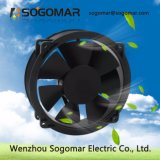230X230X65mm Cooling Ventilation Plastic Blades Ventilating Exhaust AC Axial Fan