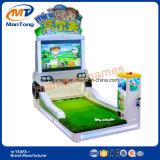 Children Cartoon Amuseument Equipment with Gift Machine Kids Indoor Mini Golf Coin Operated Ticket Game